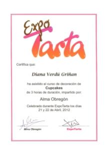 expo tarta cupcakes