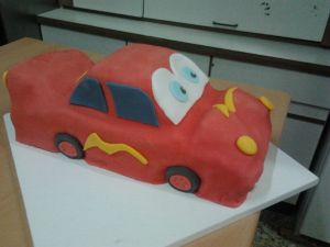 tarta cars rayo mq queen 1