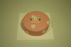 tarta infantil hello kitty 1