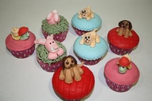 cupcakes infantiles comunion 2