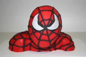 tarta spiderman 2