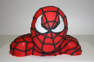 tarta spiderman 2