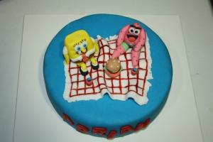 tarta infantil bopesponja y patricio 1