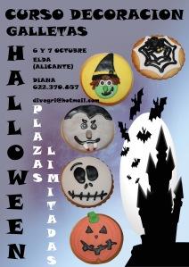 cartel curso hallowen