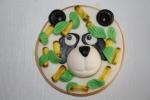 cupcakes y galletas animales safari 3