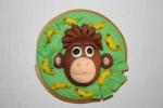 cupcakes y galletas animales safari 4