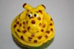 cupcakes y galletas animales safari 6