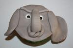 cupcakes y galletas animales safari 8