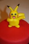 Tarta Pokemon Pikachu y pocoball (3)