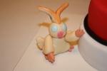 Tarta Pokemon Pikachu y pocoball (5)