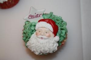 Cupcakes Navidad Incom nombres (5)