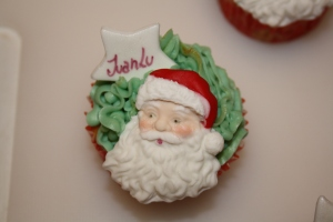 Cupcakes Navidad Incom nombres (8)