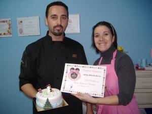 Curso tartas nivel 1 Di-Tartas Elda-Alicante Navidad 2012 (17)