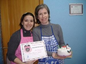 Curso tartas nivel 1 Di-Tartas Elda-Alicante Navidad 2012 (20)
