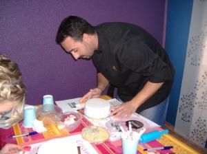 Curso tartas nivel 1 Di-Tartas Elda-Alicante Navidad 2012 (7)
