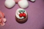 Tarta Hello Kitty cupcake dos pisos (5)