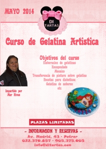 CURSO GELATINAS