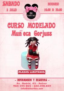 Curso Modelado muñeca gorjuss