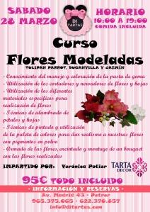 Curso Flores 28 Marzo